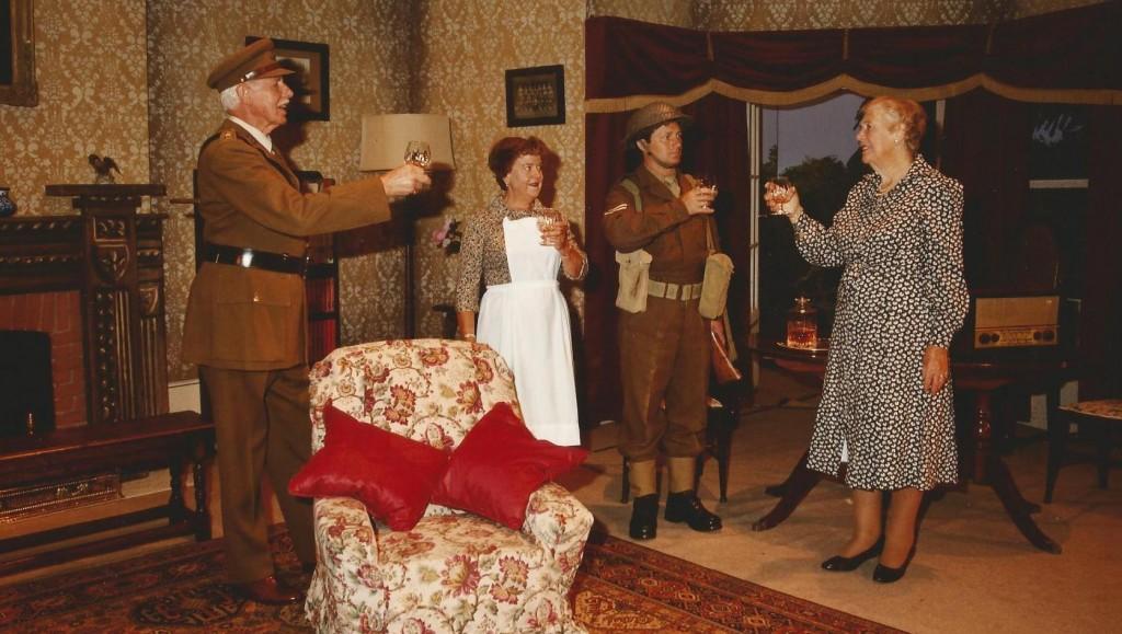 Dame of Sark 1990 (2)