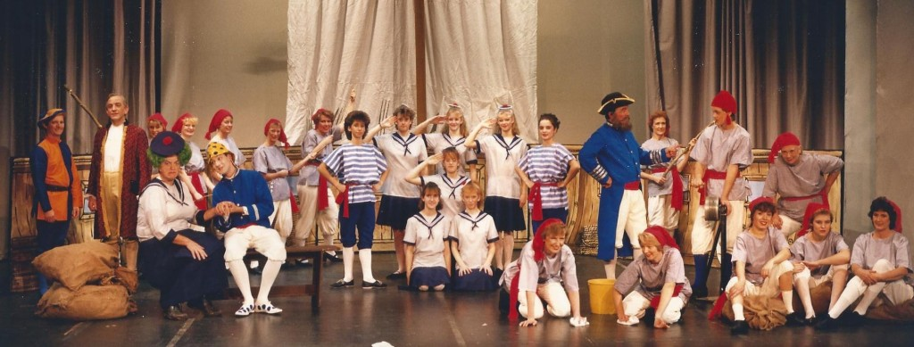 Dick Whittington 1987 (1)