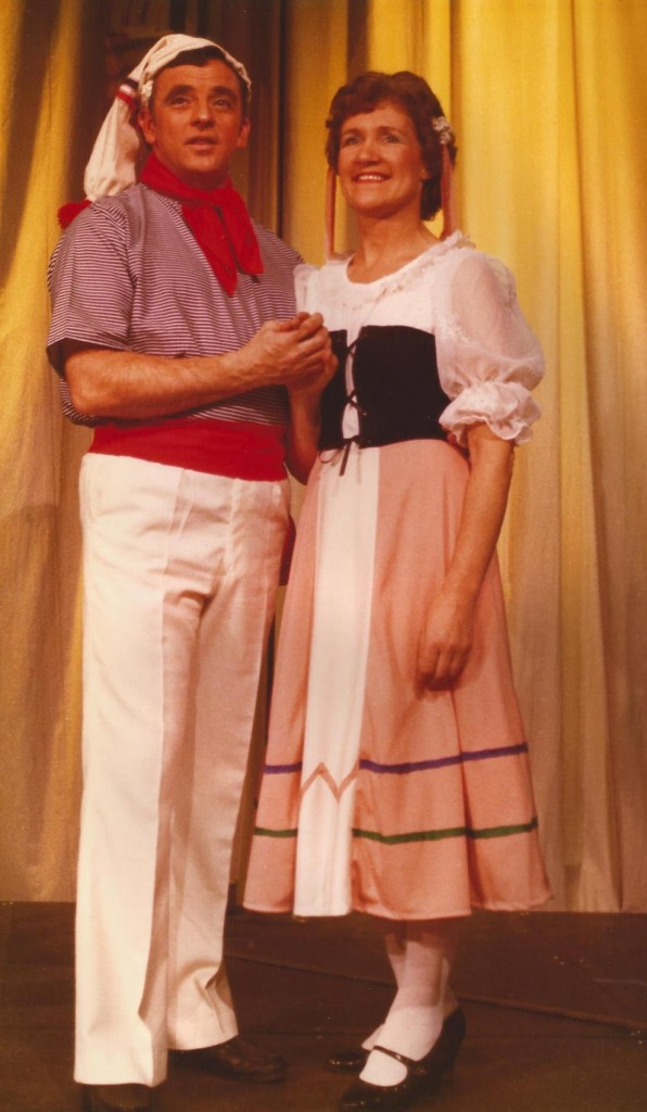 The Gondoliers 1985 (1)
