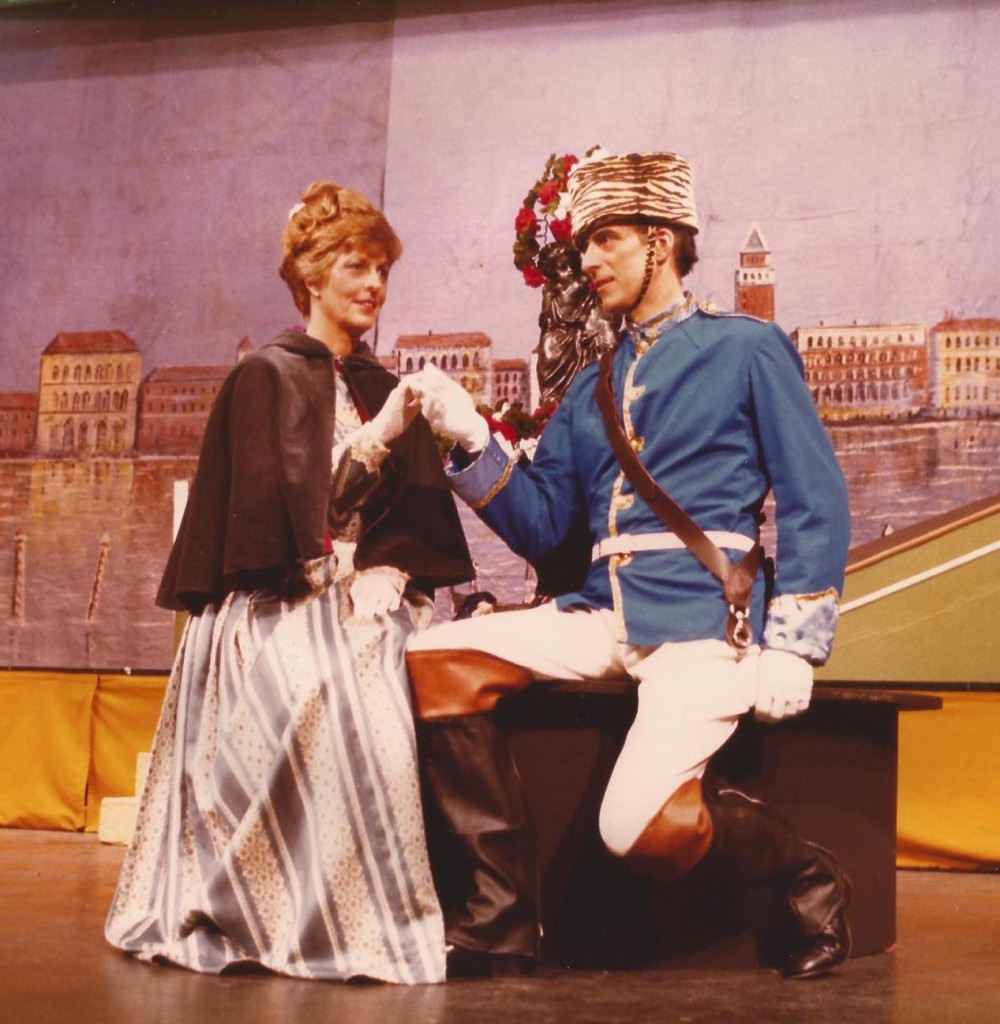 The Gondoliers 1985 (2)